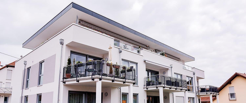 Iselborn | Wohnungsbau | Mehrfamilienhäuser Hargesheim
