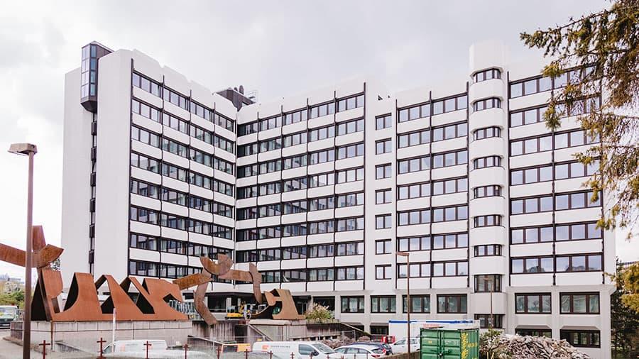 Iselborn - Referenz - Hochhäuser Wiesbaden